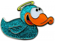 Geo-Coin 'Angel-Duck' - Regular-Edition