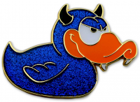 Geo-Coin 'Devil-Duck' - Limited-Edition
