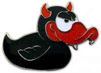Geo-Coin 'Devil-Duck' - Regular-Edition